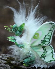 From where Flower Butterfly Dragons coming from? From egg🐣 From cocoon 🐛🦋 From flower bud 🌸 . Sculpted from Wings… Butterfly Dragon, Handmade Toys, Textile Art, Bud, Dragons, Sculpting, Fantasy Art, Wings, Creatures