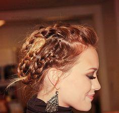 bunch of braids
