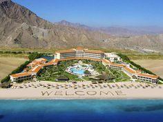 5-Sterne Zauber zum Spitzenpreis in Fujairah: 7 Tage direkt am Traumstrand mit Meerblick-Doppelzimmer, Frühstück + Flug ab 399 € - Urlaubsheld | Dein Urlaubsportal