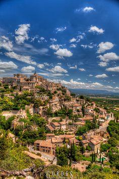 Village of Gordes, Provence-Alpes-Côte d'Azur