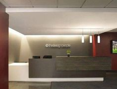 Capco And Bold Rocket London Offices Office Reception