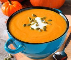"""Butternut Squash Bisque 