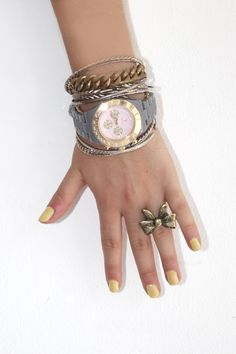 i want to have an arm party!