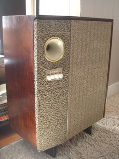 Coral BX-1 Speakers. Holy Grail