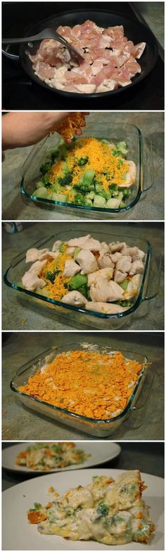 Chicken Broccoli Casserole http://food-ismyfriend.blogspot.com/2014/02/chicken-broccoli-casserole.html