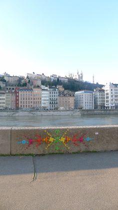 Mademoiselle Maurice - installation in Lyon