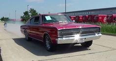 Dodge Charger 426 Hemi 1966