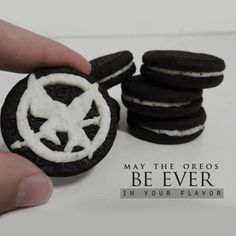 Sometimes #HungerGames make me hungry.
