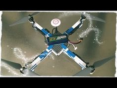 DIY Quadcopter Drone from LEGO Bricks  Fast agile, carrying GoPro - YouTube