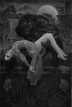 "blackoutraven: "" The Book of Werewolves - Goodreads """