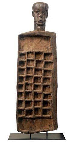 Gogo Gameboard (Mankala) (Mancala, Wari) 1, Tanzania
