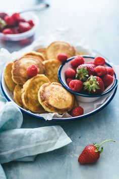 Yes, You CAN Meal Prep Pancakes!