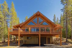 Gallery - Mountain Log Homes Of Colorado, Inc. Colorado Mountain Homes, Log Homes, Custom Homes, Photo Galleries, House Styles, Gallery, Cabins, Building