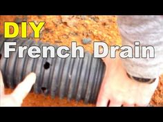 Strategy, formulas, plus quick guide when it comes to receiving the very best result and making the maximum perusal of Landscaping Mulch Backyard Drainage, Landscape Drainage, Drainage Ditch, Backyard Projects, Outdoor Projects, Backyard Ideas, French Drain Diy, Drainage Solutions, Drainage Ideas