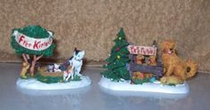 @ CUTE Dept 56 accessory #52948 DOG PUPPIES, CAT KITTENS set 2 for MANY VILLAGES in Collectibles, Decorative Collectibles, Decorative Collectible Brands, Department 56, Heritage Village | eBay