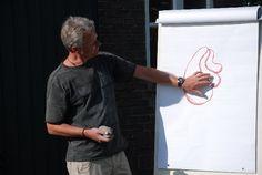 Jan van der laan - Workshops - beeldhouwretraite, Landgoed Bleijendijk, Vught 2007