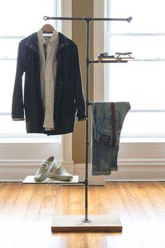 modren clothes hanging stand  (7)