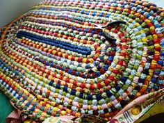 City Home Country Rag Rug Update Inspiration
