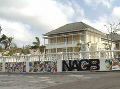 The National Art Gallery of The Bahamas, Nassau. A must see for me. The history and culture of local Bahama art.