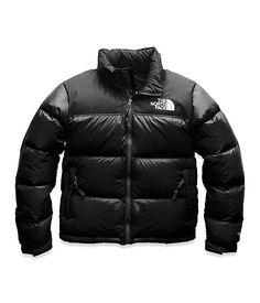 Women s 1996 Jumbo Logo Retro Nuptse Jacket. The North Face ... 94130f6cb