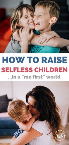 It is possible to teach kids to be selfless. Here are nine tips to nurture selflessness in your children. #selflessness #selflesschildren #spoiledkids Parenting Toddlers, Kids And Parenting, Parenting Hacks, Parenting Classes, Parenting Quotes, Parenting Styles, Mindful Parenting, Peaceful Parenting, Natural Parenting