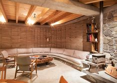 The Cave is a gorgeous rammed earth villa that opens onto the ...