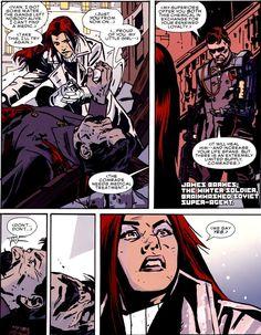 Black Widow: Deadly Origin #1    http://fuckyeahbuckynatasha.tumblr.com/post/96883006413/can-you-explain-ivan-petrovitch-bezukhov-i-dont
