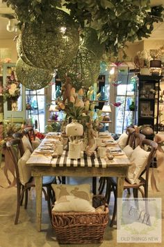One Fantastic Easter Table!