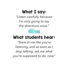 Definitely what it seems like. Funny Teaching Memes, Teaching Quotes, Teaching Ideas, Teacher Humour, My Teacher, Teacher Stuff, Teacher Tips, Bored Teachers, Teacher Inspiration