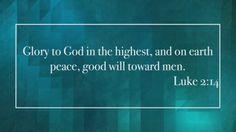 #TheGiftofChristmas #Peace #ontheridgelive