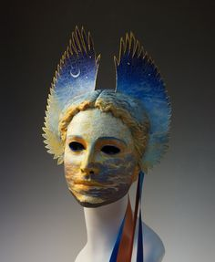 Cyndy Salisbury - The Art of the Mask