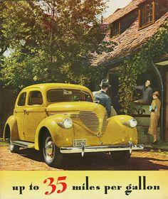 1937 Willys 77 Sedan