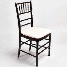 Classic Party Rentals, Fruitwood Chiavari Chair