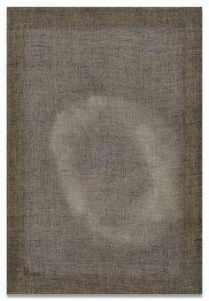 J - Sergej Jensen - 2006 acrylic and chlorine bleach on linen