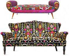 sofas by bokja design  #color #neon #home