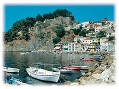 Parga where hubs family is from heaven on earth, love it!