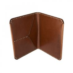 Makr Passport Wallet – Bark Chromexcel HF – Made in the USA