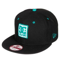 DC Shoes 5 Panel New Era Snapback Cap »Rd Tab«