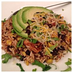 Mexican Chicken Fried Rice