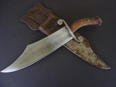 johnwayne-thealamo.com • View topic - EVOLUTION OF THE BOWIE KNIFE
