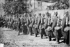 Memorialul radacinilor Troops, Soldiers, Library Of Congress, World War I, Military History, Wwi, Location History, The Past, Pictures
