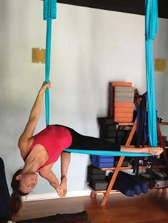 aerial yoga studio - Google Search