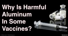 Aluminum-containing vaccines can pose a very significant health risk — especially to infants. Find out why aluminum in vaccines is dangerous to your health. http://articles.mercola.com/sites/articles/archive/2016/04/03/aluminum-vaccine-health-effects.aspx