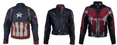 Anovos Has Unveiled Some Crazy Accurate Marvel Jackets
