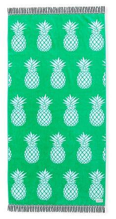 Pineapple Beach Towel!