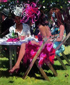 Ascot Splendour by Sherree Valentine Daines