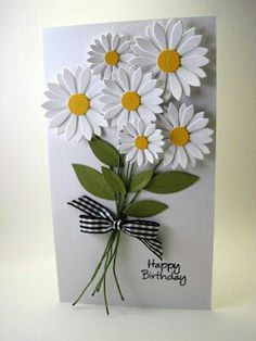 .obvious isn't it I like daisies !!
