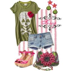 Sissy, created by charlotte-bilton-carver on Polyvore