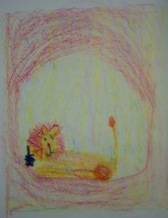 Age 08 ~ Aesop's Fables ~ The Mouse and The Lion