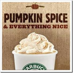 When I have my first Pumpkin Spice Latte from Starbucks.the Fall can officially begin. I look forward to this warm yummy beverage every year. You can so get the regular cup of coffee and ask for two shots of Pumpkin Spice. Pumpkin Spice Latte Image, Starbucks Pumpkin Spice Latte, Barista, Café Starbucks, Starbucks Quotes, Starbucks Recipes, Spiced Coffee, I Love Coffee, Coffee Break
